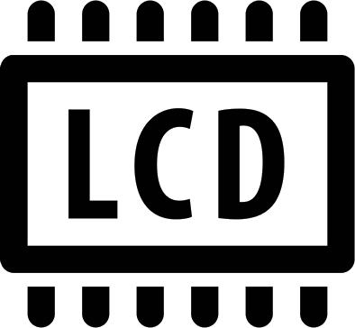 LCD ekran /LCD screen